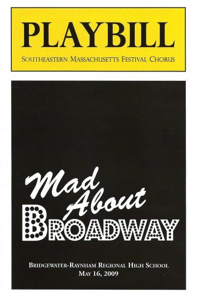 Mad About Broadway